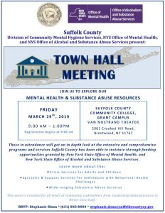 thumbnail of Suffolk Town Hall Flyer