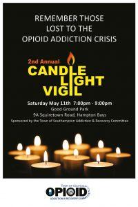 thumbnail of Opioid Candle Light Vigil 2019